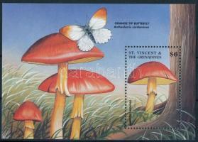 Mushrooms block, Gombák blokk