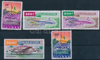 1960 Nyári olimpia sor Mi 49-53