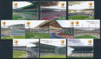 Football European Championship set, Labdarúgó EB sor