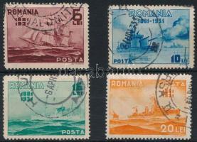 50th anniversary of Romanian Fleet set, 50 éves a román Flotta sor