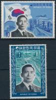 Park Chung-hee Korean President set, Park Chung-hee koreai elnök sor
