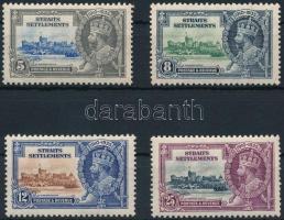 V. György király jubileuma sor King George V. Jubilee set