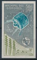 1965 100 éves a Nemzetközi Távközlési Unió vágott bélyeg Mi 44