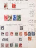 Marokkó 19 db bélyeg