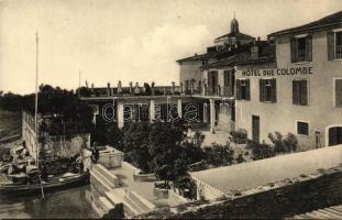 Desenzano del Garda, Lago di Garda; Hotel due Colombe