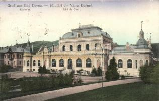 Dorna-Watra, Vatra Dornei; Kurhaus, Sala de Cura / spa