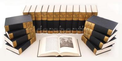 Révai Nagy lexikona. Komplett sorozat 22 kötetben. Kiegészítésekkel. Hasonmás kiadás kiváló állapotban.