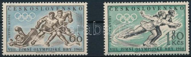 1960 Olimpia sor Mi 1183-1184
