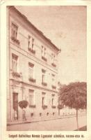 Szeged, Katolikus Nővédő Egyesület székháza,  Korona utca 18.