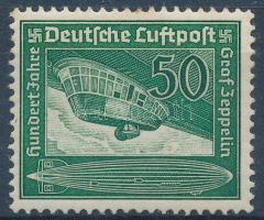 1938 Zeppelin 50Pf Mi 670