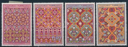 Damask tapestries set Damaszt faliszőnyegek sor