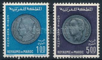 Moroccan coins set Marokkói érmék sor