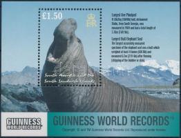 Állati rekord blokk Animal record block