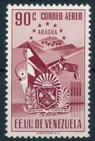 1952 Címer záróérték Mi 755