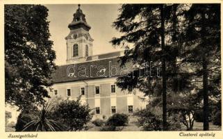 Szentgotthárd, Cisztercita apátság