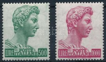 1957 Szent György sor Mi 981-982 xA