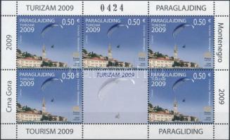 2009 Turizmus: Siklórepülés kisív Mi 212