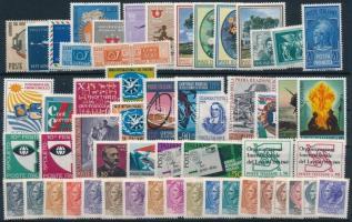 1961-1969 113 klf bélyeg 2 stecklapon