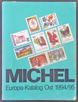 Michel Kelet-Európa katalógus 1994-1995