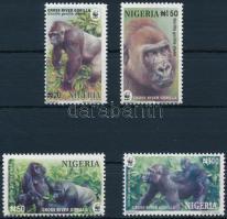 WWF Gorillas set, WWF: Gorillák sor