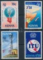 Nemzetközi Távközlési Unió sor International Telecommunication Union set