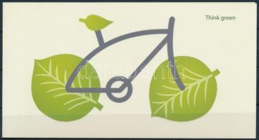 Europa CEPT, Környezettudatosság bélyegfüzet Europa CEPT, Environmental Awareness stamp-booklet