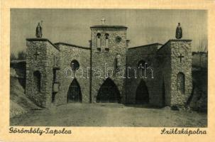 Miskolc, Görömböly-Tapolca, Sziklakápolna