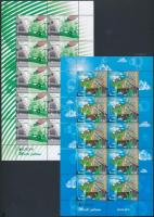 Europa CEPT, Environmental Awareness mini sheet set, Europa CEPT, Környezettudatosság kisív sor