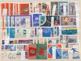 Szovjetunió 1950-1970 12 db sor + 10 db önálló érték (Mi EUR 70,-)
