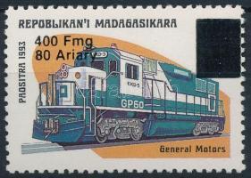 1998/1999 Definitive overprinted stamp, 1998/1999 Felülnyomott forgalmi bélyeg