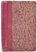 Bühler Sarolta: Az ijfúkor lelki élete. Fordította Várkonyi Hildebrand. Budapest, 1925, Franklin-Társulat. Átkötött félvászon kötés, ceruzás aláhúzásokkal, bejegyzésekkel, kissé foltos lapokkal, kissé laza fűzéssel.