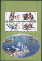 2000 Nyári Olimpia, Sydney blokk Mi 181 C