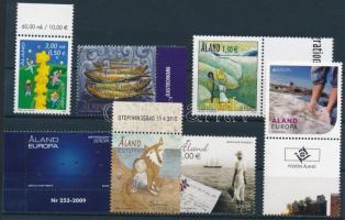 2000-2012 Europa CEPT 7 klf bélyeg 2000-2012 Europa CEPT 7 stamps