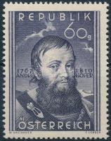 Andreas Hofer, Andreas Hofer