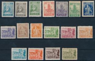 1919 Forgalmi sor Mi 32-48