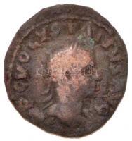 Római Birodalom / Viminacium / Volusianus 251-253. AE Dupondius (9,7g) T:3 Roman Empire / Viminacium / Volusian 251-253. AE Dupondius IMP C VOLVSIANVS AVG / P M S C-OLVIM - AN XIII (9,7g) C:F Moushmov 60.