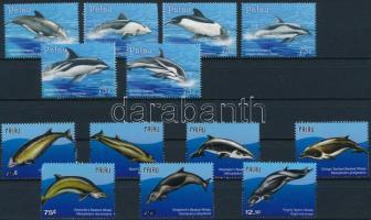 2009-2011 Delfin motívum 2 klf sor