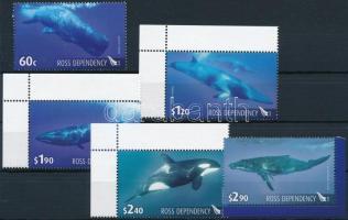 Whales set Bálnák sor