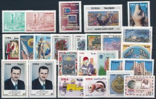 25 diff stamps with 2 pairs, 25 klf bélyeg közte 2 pár
