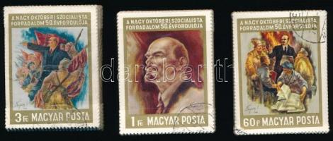 1967 NOFSZ (V) sor bündlikben (10.000)