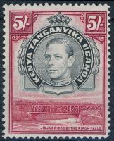 King George VI VI. György király