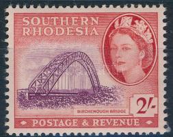 1953 II. Erzsébet királynő Mi 89