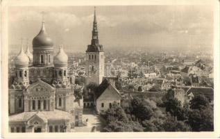 Tallin, Reval; Alesander Nevski katedraal / cathedral