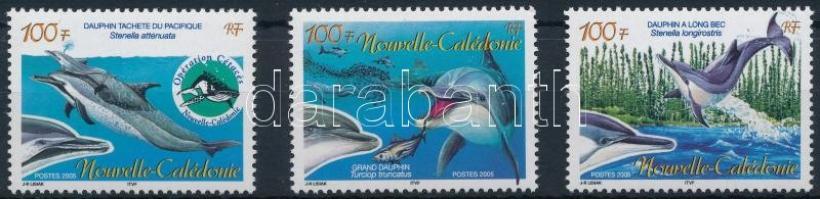 Tengeri emlősállatok védelme sor Protection of marine mammals set