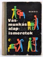 Friedrich Bendix: Vasmunkás alapismeretek. Fordította Rigó Károly. Bp., 1967, Műszaki Könyvkiadó. Kiadói kissé kopottas félvászon kötés, szövegközti illusztrációkkal.
