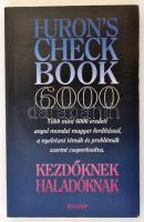Hurons Check Book 6000. Szerk.: Salamon Gábor, Zalotay Melinda. 1993, Biográf. Kiadói papírkötés. Jó állapotban.