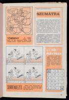 cca 1960-1980 7 db Füles képregény egybekötve: Az arany ember, Az özönvíz balladája, Északnyugati átjáró, stb.