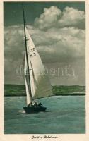 Balaton, 30 M3 Jacht