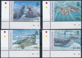 Fókák ívsarki sor Seals corner set