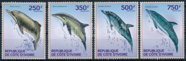 2014 Delfin sor Mi 1574-1577